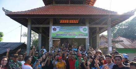 Peringatan Hari Bumi Dipusatkan di Sidatapa, DLH Buleleng Gandeng Bali Aga Harmoni