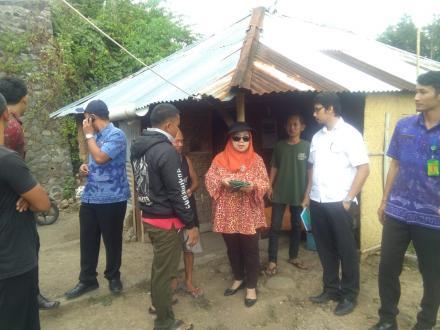 Desa Sidetapa Mendapatkan 25 Unit Bantuan Stimulan Perumahan Swadaya (BSPS) Kementrian PUPR RI